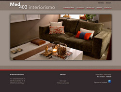 The Art Room - Diseño Web - www.med403interiorismo.es