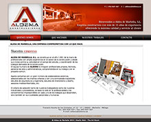 The Art Room - Diseño Web - www.aldema.es