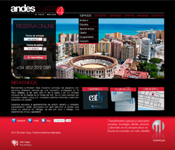 The Art Room - Diseño Web - www.andes4.es