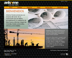 The Art Room - Diseño Web - www.ankome.es