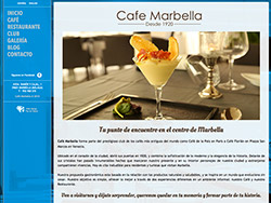 The Art Room - Diseño Web - www.cafemarbella.es