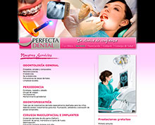 The Art Room - Diseño Web - www.perfectadental.es