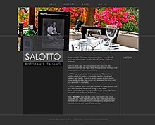 The Art Room - Diseño Web - www.salottorestaurantgroup.com